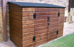 Casetas de madera venta montaje instalacion madrid - Casetas de madera madrid ...